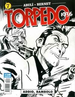 Copertina TORPEDO 1936 (m7) n.7 - TORPEDO 1936, COSMO EDITORIALE