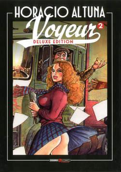 Copertina VOYEUR Deluxe (m3) n.2 - VOYEUR, COSMO EDITORIALE