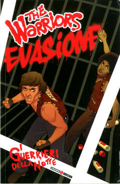 Copertina WARRIORS n.2 - L'EVASIONE, COSMO EDITORIALE