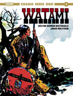Copertina WATAMI n.1 - WATAMI, COSMO EDITORIALE