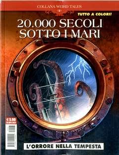 Copertina WEIRD TALES n.42 - 20.000 SECOLI SOTTO I MARI 1 - Nuova Edizione, COSMO EDITORIALE