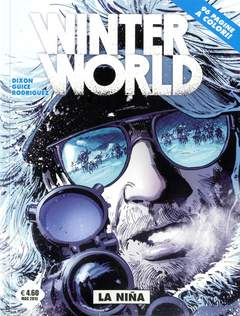 Copertina WINTER WORLD La serie n.1 - LA NINA, COSMO EDITORIALE