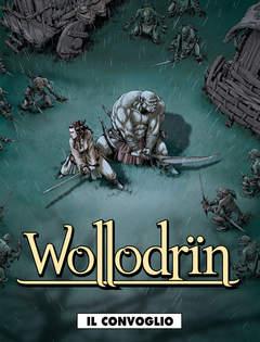 Copertina WOLLODRIN n.2 - IL CONVOGLIO, COSMO EDITORIALE