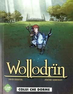 Copertina WOLLODRIN n.3 - COLUI CHE DORME, COSMO EDITORIALE