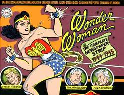 Copertina WONDER WOMAN COMPLETE DAILIES n.1 - COMPLETE DAILIES 1944-1945, COSMO EDITORIALE