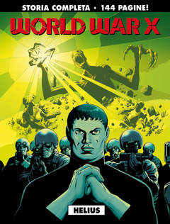 Copertina WORLD WAR X n. - HELIUS, COSMO EDITORIALE