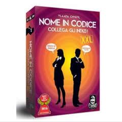 Copertina NOME IN CODICE XXL n. - NOME IN CODICE XXL, CRANIO CREATIONS SNC
