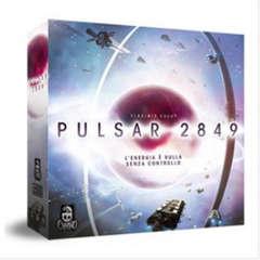 Copertina PULSAR 2849 n. - PULSAR 2849, CRANIO CREATIONS SNC