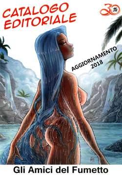 Copertina CATALOGO EDITORIALE OMAGGIO n.4 - AGGIORNAMENTO 2018, CRONACA DI TOPOLINIA