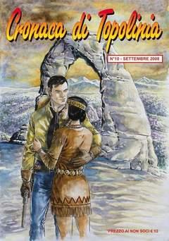 Copertina CRONACA DI TOPOLINIA NUOVA SERIE n.10 - CRONACA DI TOPOLINIA NUOV   10, CRONACA DI TOPOLINIA