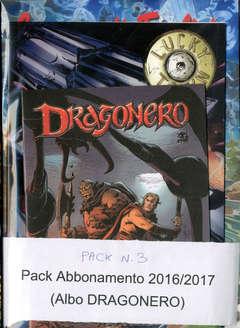 Copertina CRONACA DI TOPOLINIA Pack n.3 - Pack Abbonamento 2016/2017 (Albo DRAGONERO), CRONACA DI TOPOLINIA