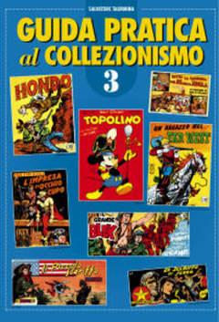 Copertina GUIDA PRATICA AL COLLEZIONISMO n.5 - TOPOLINO LIBRETTO brossurato, CRONACA DI TOPOLINIA