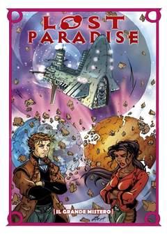 Copertina LOST PARADISE n.0 - IL GRANDE MISTERO, CRONACA DI TOPOLINIA