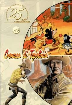 Copertina PORTFOLIO DEL 25ENNALE n.6 - LE COVER STORICHE 3, CRONACA DI TOPOLINIA
