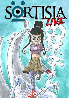Copertina SORTISIA n.2 - SORTISIA LIVE - Cover a colori, CRONACA DI TOPOLINIA