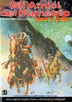 Copertina SPECIALE OFFERTE PER I SOCI n.21 - CATALOGO , CRONACA DI TOPOLINIA