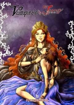 Copertina VAMPIRE'S TEARS n.6 - COME MEDEA, CRONACA DI TOPOLINIA