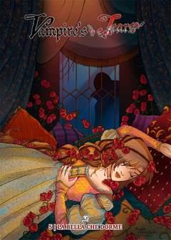 Copertina VAMPIRE'S TEARS n.5 - LA BELLA CHE DORME, CRONACA DI TOPOLINIA