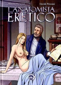Copertina ANATOMISTA ERETICO n. - L'ANATOMISTA ERETICO, CUT UP PUBLISHING