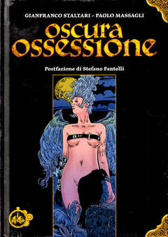 Copertina OSCURA OSSESSIONE n. - OSCURA OSSESSIONE, CUT UP PUBLISHING
