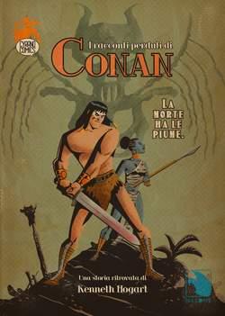 Copertina CYRANO COMICS PRESENTA n.20 - LA MORTE HA LE PIUME, CYRANO COMICS