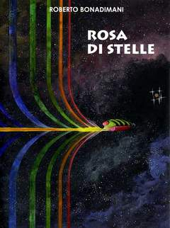 Copertina ROSA DI STELLE n. - ROSA DI STELLE, DADA EDIZIONI