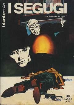 Copertina DARDO POCKET n.13 - SEGUGI, DARDO EDITORE