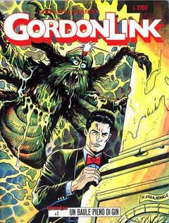 Copertina GORDON LINK n.1 - GORDON LINK                  1, DARDO EDITORE