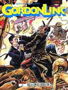 Copertina GORDON LINK n.2 - GORDON LINK                  2, DARDO EDITORE