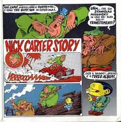 Copertina NICK CARTER STORY n. - NICK CARTER STORY, DARDO EDITORE