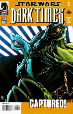 Copertina STAR WARS DARK TIMES n.8 - Parallels, Part 3, DARK HORSE COMICS