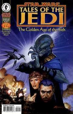 Copertina STAR WARS TALES J.GOLDEN A.M5 n. - Conquest and Unification, DARK HORSE COMICS