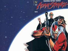 Copertina ADAM STRANGE M3 n.1 - Adam Strange:  The Man of Two Worlds (chapter one), DC COMICS