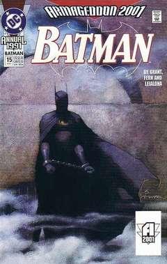 Copertina BATMAN 1940 ANNUAL n.15 - The Last Batman Story, DC COMICS