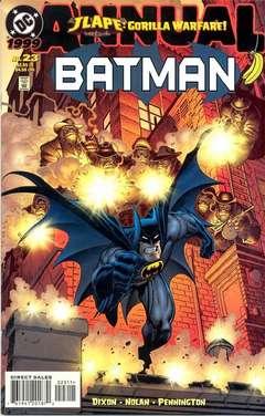 Copertina BATMAN 1940 ANNUAL n.23 - Jungle Rules, DC COMICS