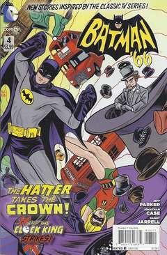 Copertina BATMAN 66 n.4 - BATMAN '66                   4, DC COMICS