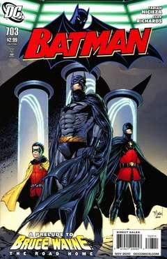 Copertina BATMAN n.703 - The Great Escape, DC COMICS