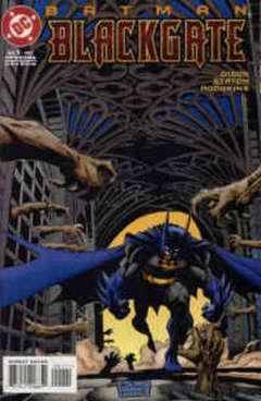 Copertina BATMAN BLACKGATE n. - Hatred's Home, DC COMICS
