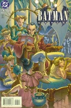 Copertina BATMAN CHRONICLES S23 n.6 - BATMAN CHRONICLES            6, DC COMICS