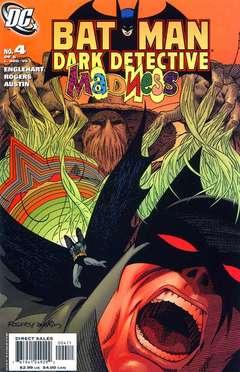 Copertina BATMAN DARK DETECTIVE M6 n.4 - Thriller, DC COMICS