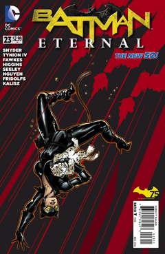 Copertina BATMAN ETERNAL n.23 - Lioness, DC COMICS
