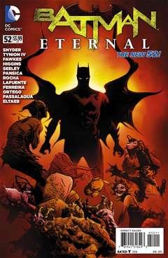 Copertina BATMAN ETERNAL n.52 - Eternal, DC COMICS