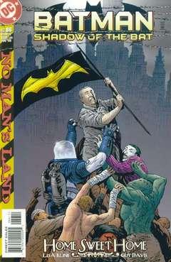 Copertina BATMAN SHADOW OF BAT 1992 n.86 - No Man's Land: Home Sweet Home, DC COMICS