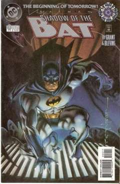 Copertina BATMAN SHADOW OF BAT 1992 n. - The Beginning of Tomorrow, DC COMICS