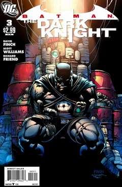 Copertina BATMAN THE DARK KNIGHT n.3 - Golden Dawn, Part Three, DC COMICS