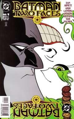 Copertina BATMAN TWO FACES n. - BATMAN TWO FACES, DC COMICS