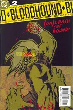 Copertina BLOODHOUND n.2 - (UN)LEASHED, DC COMICS