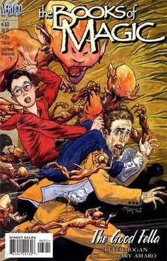 Copertina BOOKS OF MAGIC S75 1994 n.63 - The Good Fella, DC COMICS