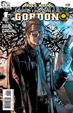 Copertina BRUCE WAYNE ROAD HOME COMM.GOR n. - Gotham's Finest, DC COMICS