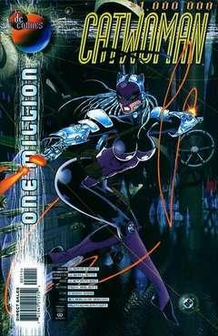 Copertina CATWOMAN 1993 n.10000 - Nine Million Lives, DC COMICS
